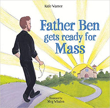 Father Ben Gets Ready For Mass