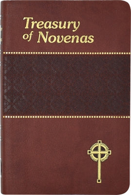 Treasury of Novenas by Lovasik, Lawrence G.