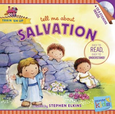 Tell Me about Salvation by Elkins, Stephen