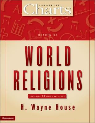 Charts of World Religions by House, H. Wayne