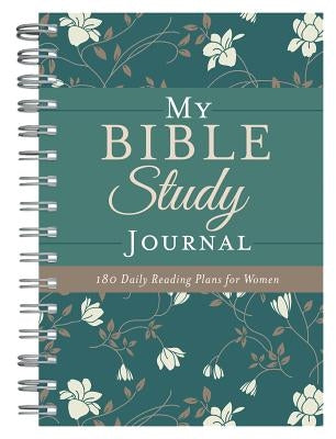 My Bible Study Journal by Compiled by Barbour Staff