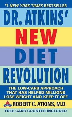 Dr. Atkins' New Diet Revolution: Completely Updated! by Atkins, Robert C.
