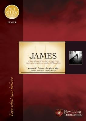 NLT Study Series: James by Tyndale