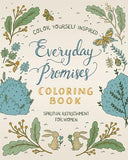 Spiritual Refreshment for Women: Everyday Promises Coloring Book