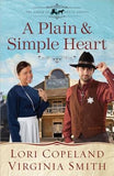 A Plain & Simple Heart by Copeland, Lori