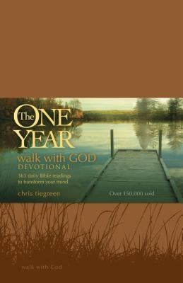 The One Year Walk with God Devotional: Wisdom from the Bible to Renew Your Mind by Walk Thru Ministries