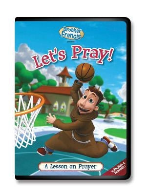 Brother Francis DVD: Ep 1 Let's Pray by Herald Entertainment Inc