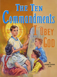 The Ten Commandments: I Obey God by Lovasik, Lawrence G.