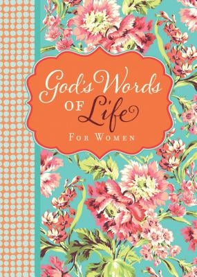 God's Words of Life for Women by Zondervan
