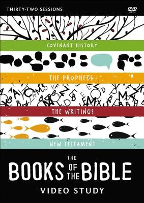 The Books of the Bible Video Study by Zondervan