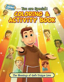 Coloring & Activity Book: Ep 15: You Are Special by Herald, Entertainment Inc