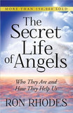 The Secret Life of Angels: Who They Are and How They Help Us by Rhodes, Ron