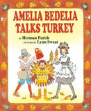 Amelia Bedelia Talks Turkey by Parish, Herman