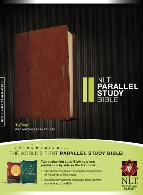 Parallel Study Bible-NLT by Tyndale