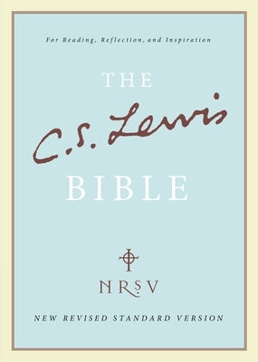 C.S. Lewis Bible-NRSV by Lewis, C. S.