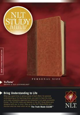 Study Bible-NLT-Personal Size by Tyndale