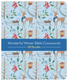 Wonderful Winterful Bible Crosswords: 99 Puzzles!