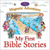 My First Bible Stories--Magnetic Adventures by David, Juliet