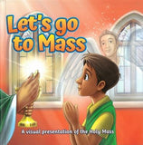 Let's Go to Mass: A Visual Presentation of the Holy Mass by Herald Entertainment Inc