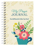My Prayer Journal: Peaceful Moments to Bless Your Heart by Shutt, Kathy