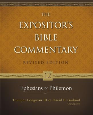 Ephesians - Philemon by Longman III, Tremper