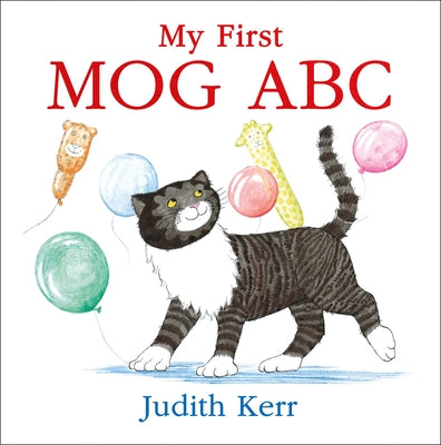 My First Mog ABC by Kerr, Judith