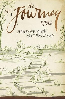 Journey Bible-NIV: Revealing God and How You Fit Into His Plan by Zondervan