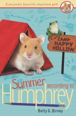 Summer According to Humphrey by Birney, Betty G.