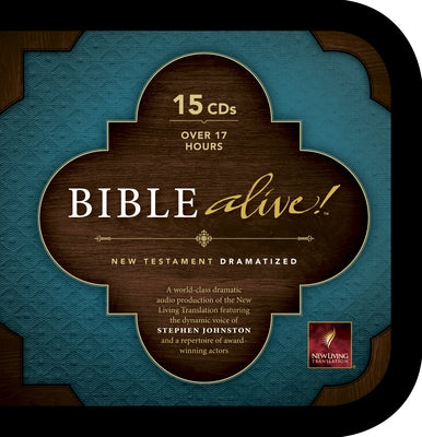 Bible Alive! New Testament-NLT by Johnston, Stephen