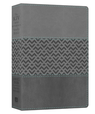 The KJV Cross Reference Study Bible Students' Edition [Charcoal] by Compiled by Barbour Staff