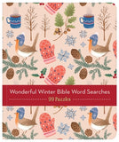 Wonderful Winterful Bible Word Searches: 99 Puzzles!