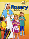Rosary Coloring Book by Lovasik, Lawrence G.