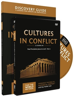 Cultures in Conflict Discovery Guide with DVD: Paul Proclaims Jesus as Lord - Part 2 by Vander Laan, Ray