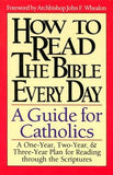 How to Read the Bible Everyday by Rojas, Carmen