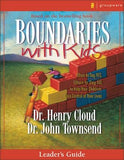 Boundaries with Kids: When to Say Yes, How to Say No by Cloud, Henry