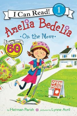 Amelia Bedelia on the Move by Parish, Herman