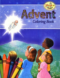 Coloring Book about Advent by Goode, Michael