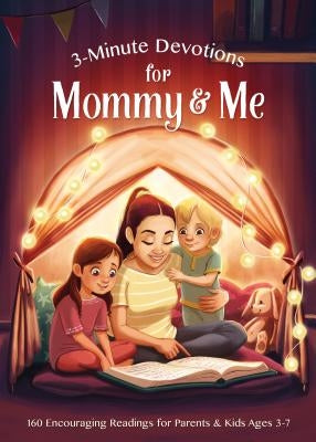 3-Minute Devotions for Mommy and Me by Thureen, Stacey