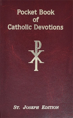 Pocket Book of Catholic Devotions by Lovasik, Lawrence G.