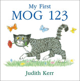 My First Mog 123 by Kerr, Judith