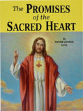 The Promises of the Sacred Heart by Lovasik, Lawrence G.