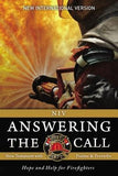 NIV, Answering the Call New Testament with Psalms and Proverbs, Paperback: Help and Hope for Firefighters by Fellowship of Christian Firefighters Int