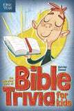 The One Year Book of Bible Trivia for Kids by Cassel, Katrina