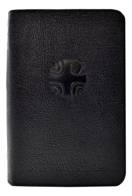 Loh Leather Zipper Case (Vol. II) (Black) by Catholic Book Publishing Corp