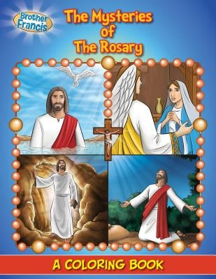 Coloring Book: The Mysteries of the Rosary by Herald Entertainment Inc