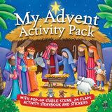 My Advent Activity Pack by Juliet, Juliet