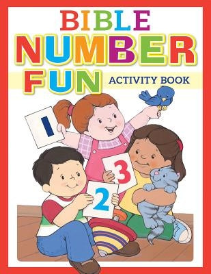 Bible Number Fun Activity Book by Mitzo Thompson, Kim