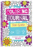 Coloring Journal for Girls by Mitzo Thompson, Kim