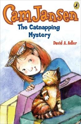 CAM Jansen: The Catnapping Mystery #18 by Adler, David A.