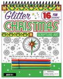 Glitter Christmas Scripture Art: 16 Fun Designs by Twin Sisters(r)
